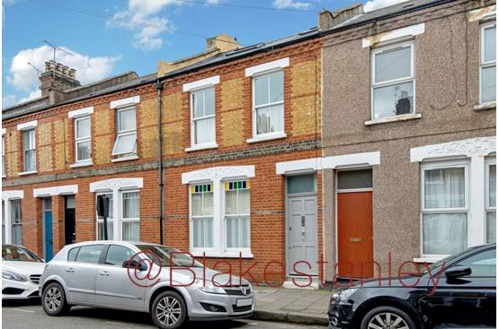 Beck Road, Hackney, E8
