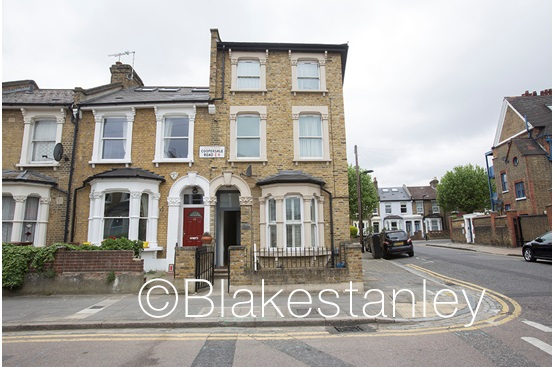 Coopersale Road, Hackney, E9